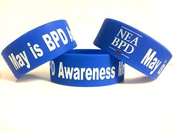 BPD Awareness Wristband